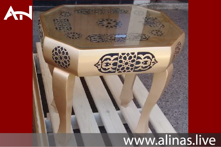Read more about the article Decorative Wooden Table dxf