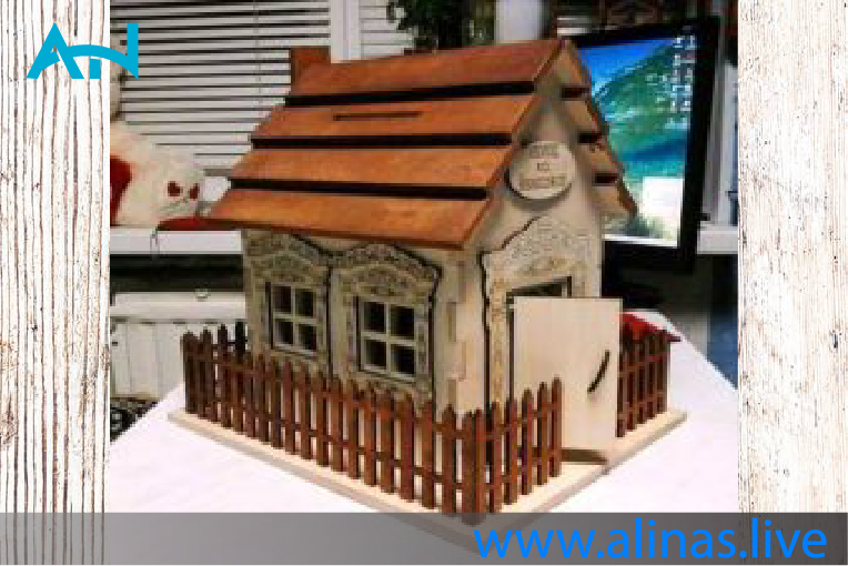 Read more about the article Wooden House vector free