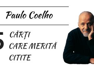 5 Cărți de Paulo Coelho