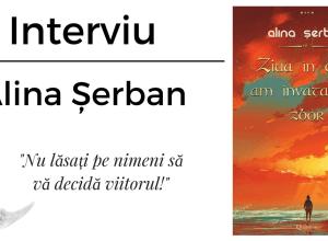 Interviu Alina Serban alinas.ro