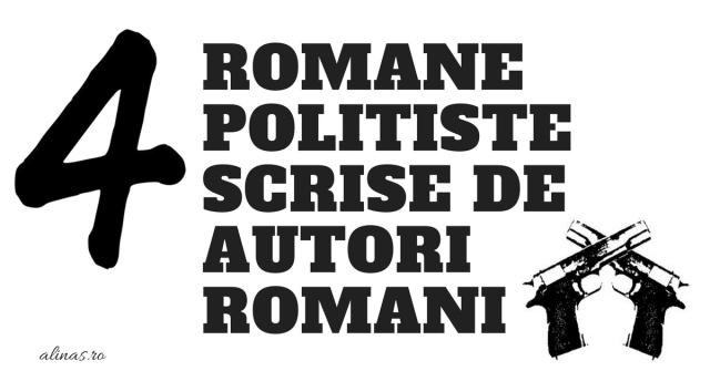 romane polițiste scrise de autori români