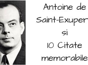 Citate de Antoine de Saint-Exupery