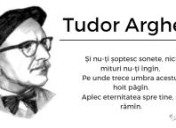 Tudor Arghezi alinas.ro