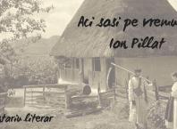 Aci sosi pe vremuri...Ion Pillat alinas.ro