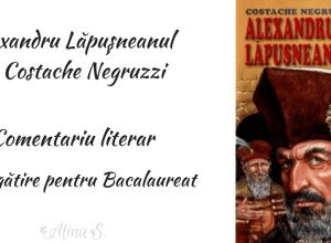 Alexandru Lăpușneanulde Costache Negruzzi
