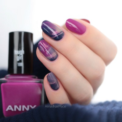 anny cosmetics, tough girl, rainbow walker