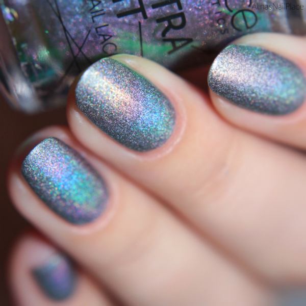 catrice, holo encantment, spectra light nail lacquer,