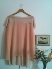 Vestido piel Skin dress 42€