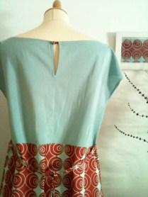 vestido 2 m detalle