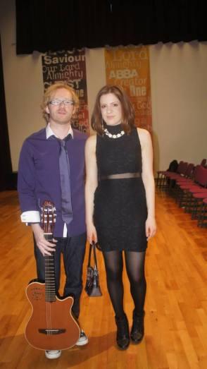 with Eve Yasmine
