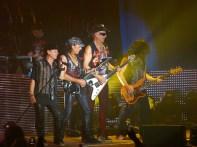 Scorpions band. Final Sting World Tour 2012