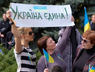 Krivoy Rog for indivisible Ukraine
