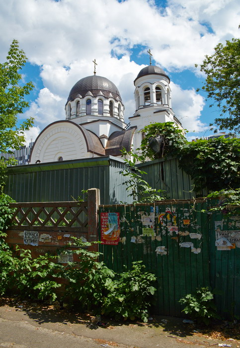 Vvedenska Church