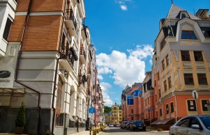 Vozdvizhenska street