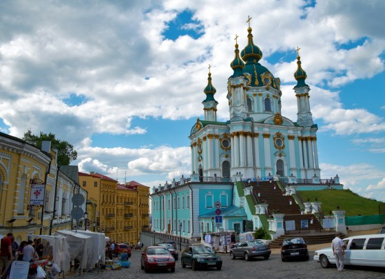 Andriivska Church