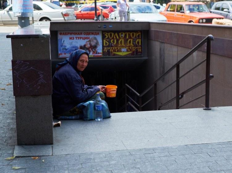The beggar