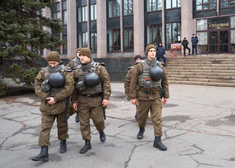 Національна гвардія України, Кривой Ріг