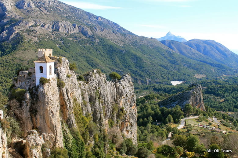 castell-guadalest