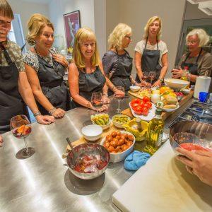 Clase cocina Alicante