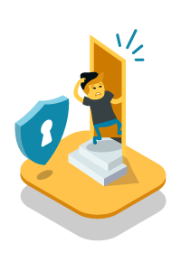Therefore to avoid possible thefts due to this oversight it is recommended that you entrust someone to collect your mail while you are away from home. What to do when being the victim in a case of theft?
