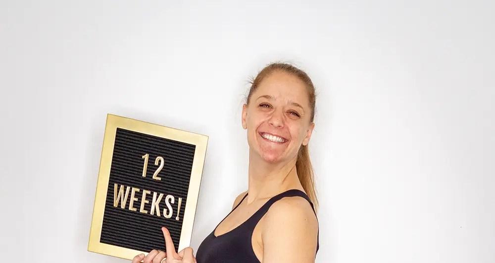 Baby on the Run: Week 12