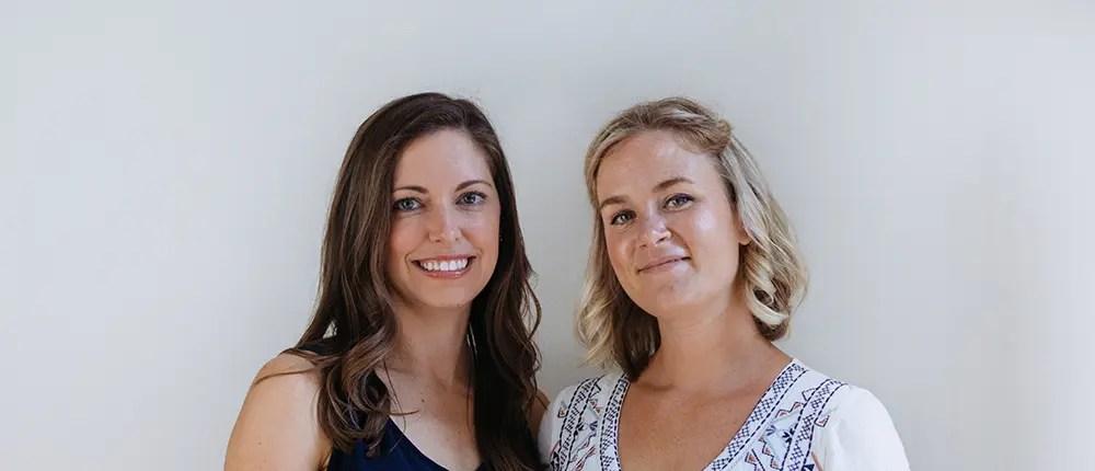 Jill Koziol & Liz Tenety, Motherly Co-Founders
