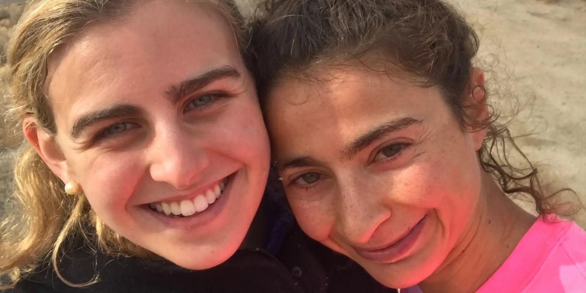 Alexi Pappas & Mary Cain