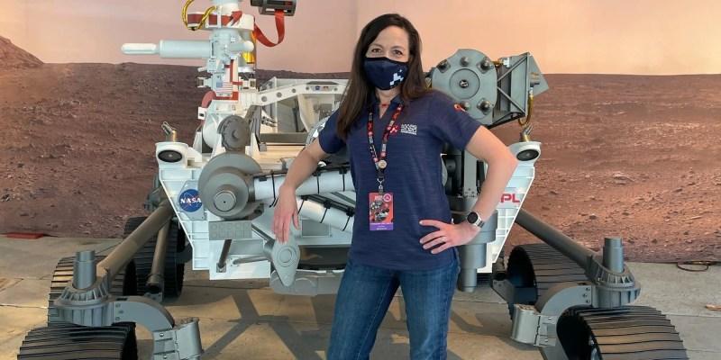 Lynn McGrew, NASA Aerospace Engineer