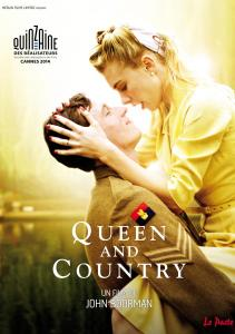 5- Queen and Country