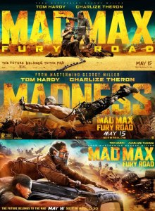 1- Mad Max Fury Road