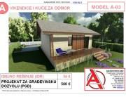MODEL A-03, gotovi projekti vec od 50e, projekti, projektovanje, izrada projekata, house design, house ideas, house plans, interior design plans, house designs, house