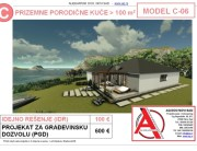 MODEL C-06, gotovi projekti vec od 50e, projekti, projektovanje, izrada projekata, house design, house ideas, house plans, interior design plans, house designs, house