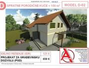 MODEL D-02, gotovi projekti vec od 50e, projekti, projektovanje, izrada projekata, house design, house ideas, house plans, interior design plans, house designs, house