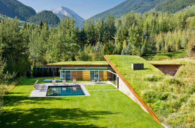 Kuća u planini
