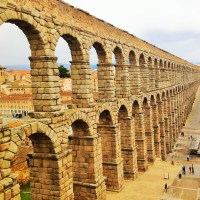 Segovia: If These Walls/Mountains Could Talk