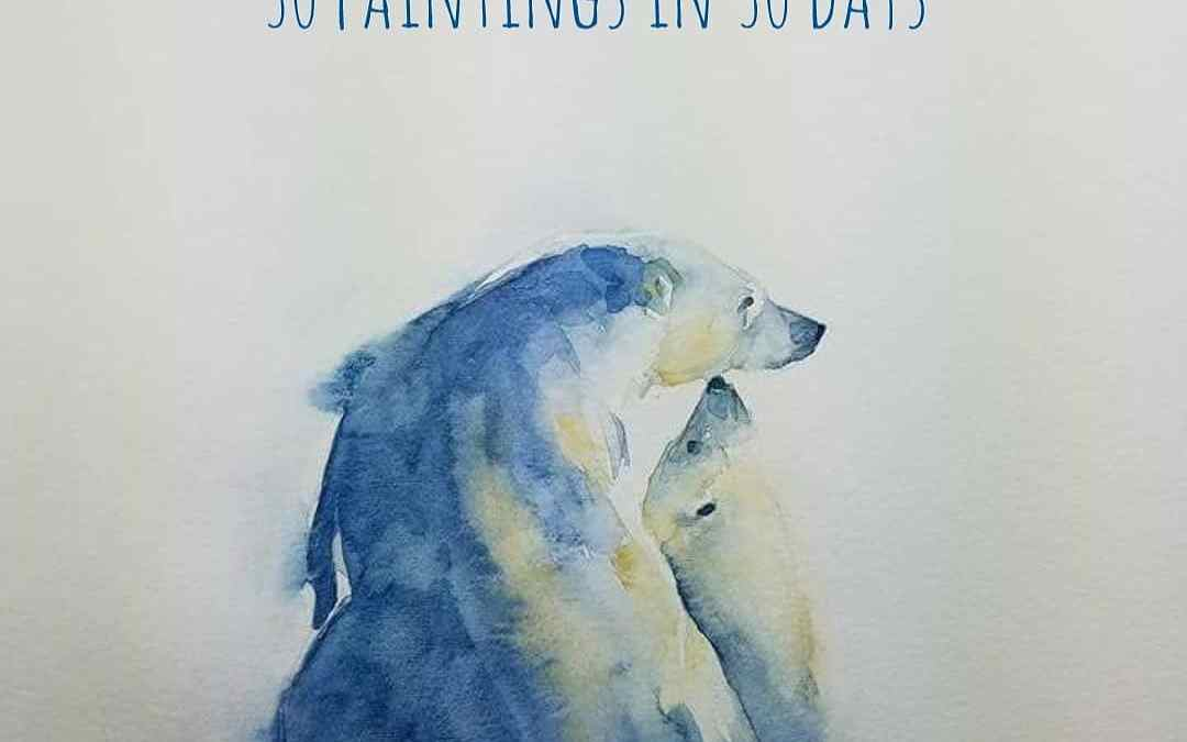 30 Paintings in 30 days