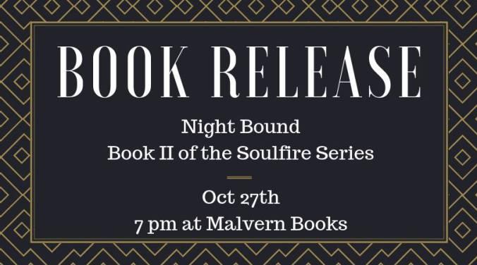 Book Release. Book2