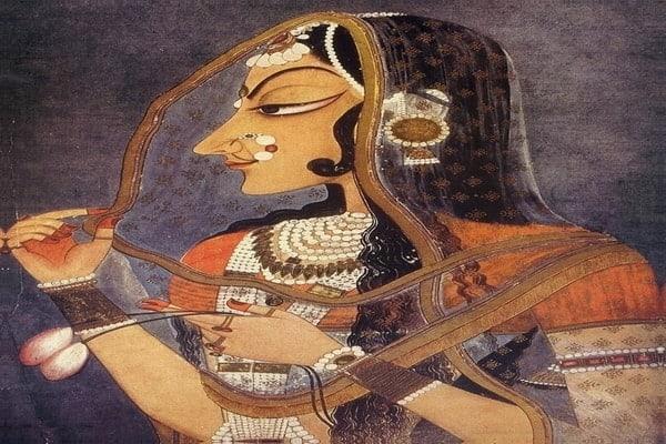 राजस्थान की चित्रशैलियाँ Rajasthan Ki Chitrakala