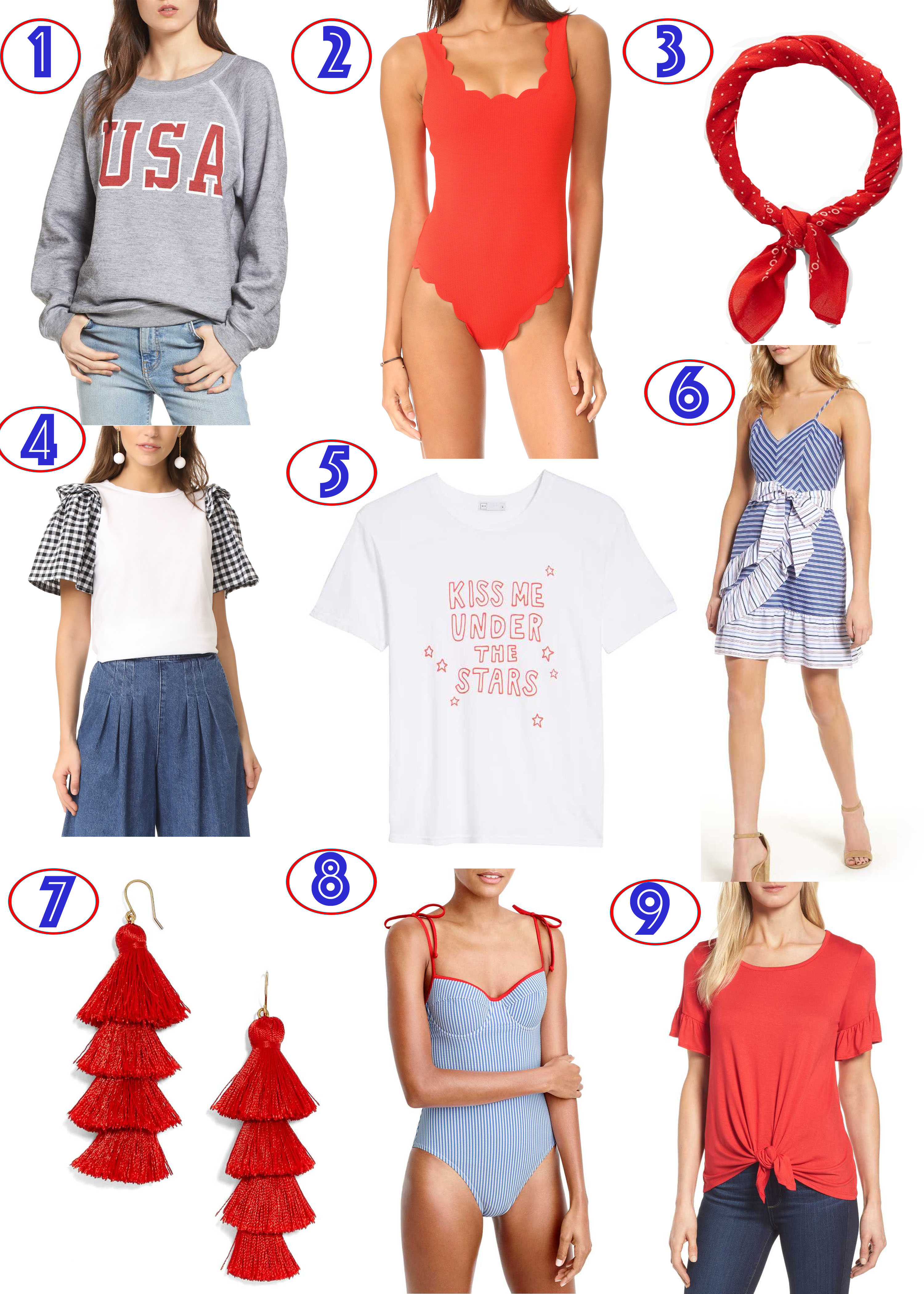 Fourth of July Outfit Ideas  sc 1 st  Ali Smith Style & Fourth of July Outfit Ideas u2013 Ali Smith Style