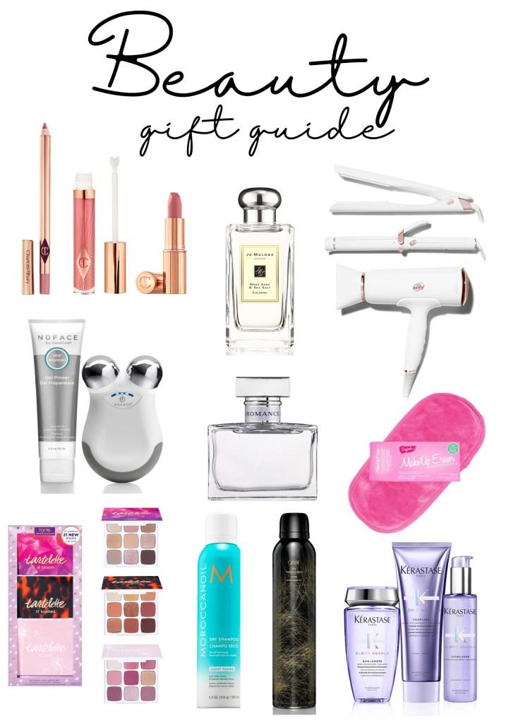 Holiday Beauty Gift Guide + A Peak Inside My Bathroom