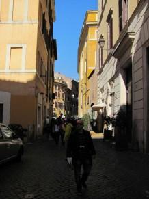 Roman street - 21st or 1st century?