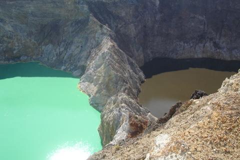 lakes at Kelimutu