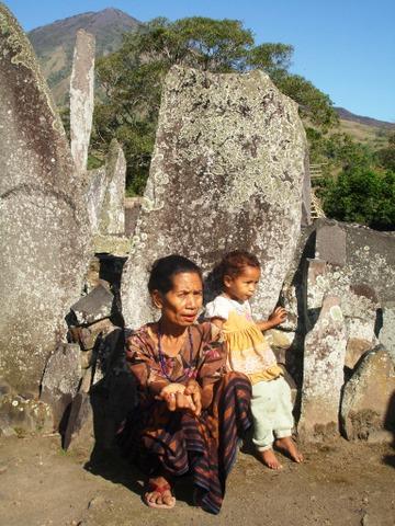 Stone tombs in Bena-1