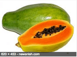The Golden, Passionate Papaya