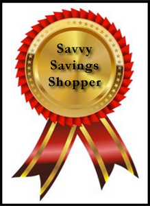 savvy savings shopper