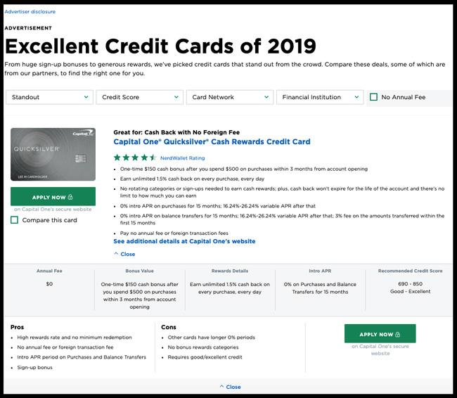 excellent-cash-rewards-benefits