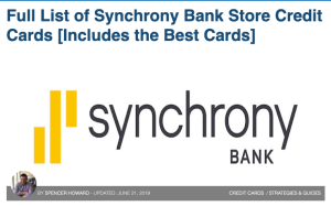 rating system credit cards