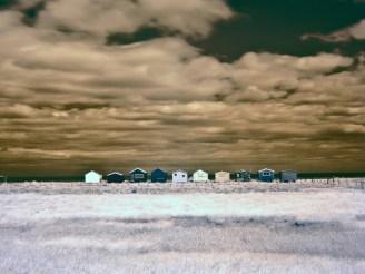 Seasalter Huts, Seasalter, Kent