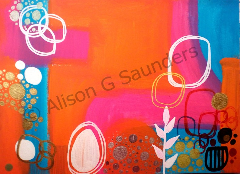 Its the Simple Things 550x450mm watermarked
