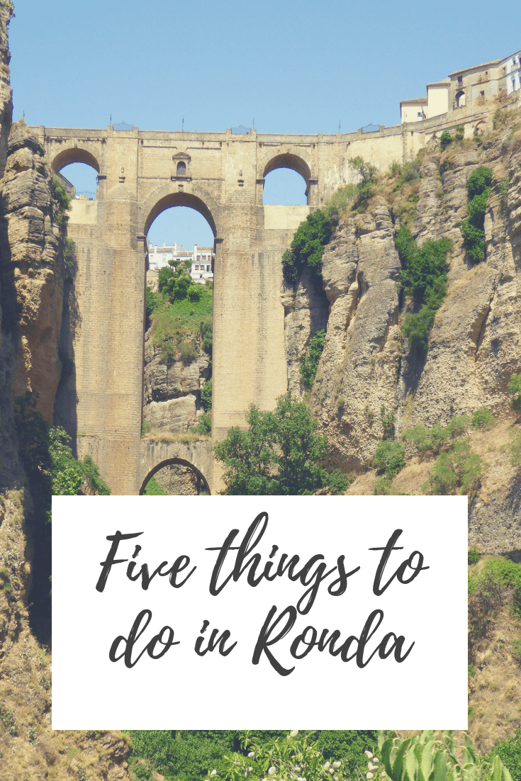 Five things to do in Ronda